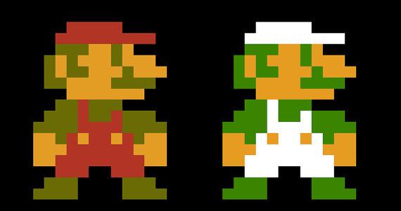 Geschiedenis Mario